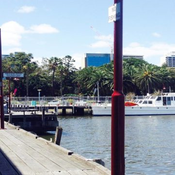 BARRACK STREET JETTY