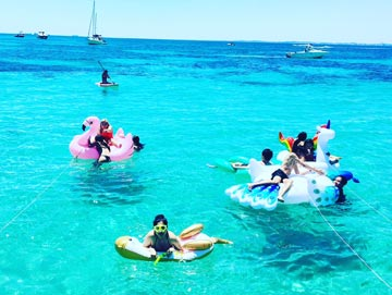 ROTTNEST ISLAND PARTY CHARTER