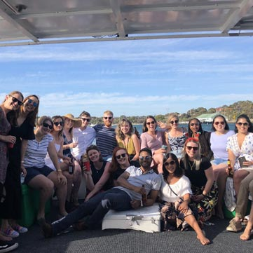 CORPORATE PARTY BOAT CHARTERS