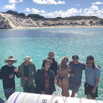 PERTH STAG BOAT CHARTERS